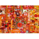 Orange - Cobble Hill Puzzle 1000 Pz.