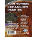 Expansion Pack 6 2nd Ed.: Alien Frontiers