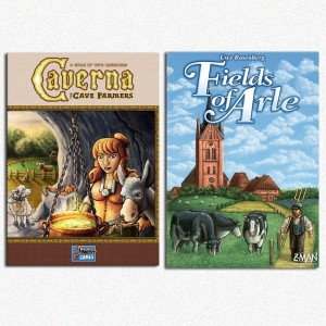 BUNDLE Caverna ENG + Fields of Arle